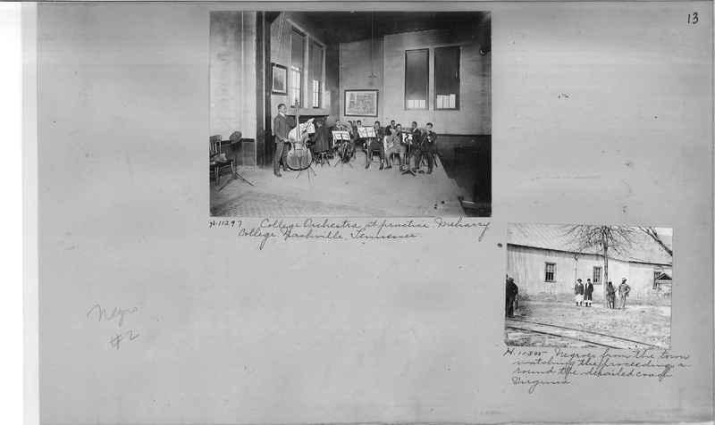 Mission Photograph Album - Negro #2 page 0013