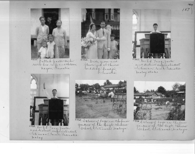 Mission Photograph Album - Malaysia #7 page 0157