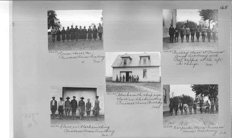 Mission Photograph Album - Negro #3 page 0165