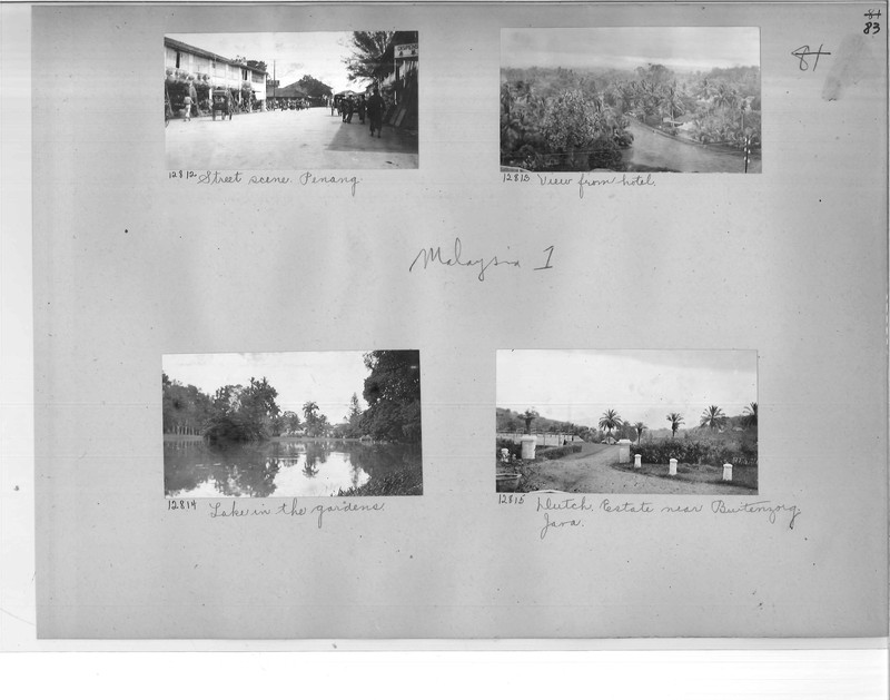 Mission Photograph Album - Malaysia #1 page 0083