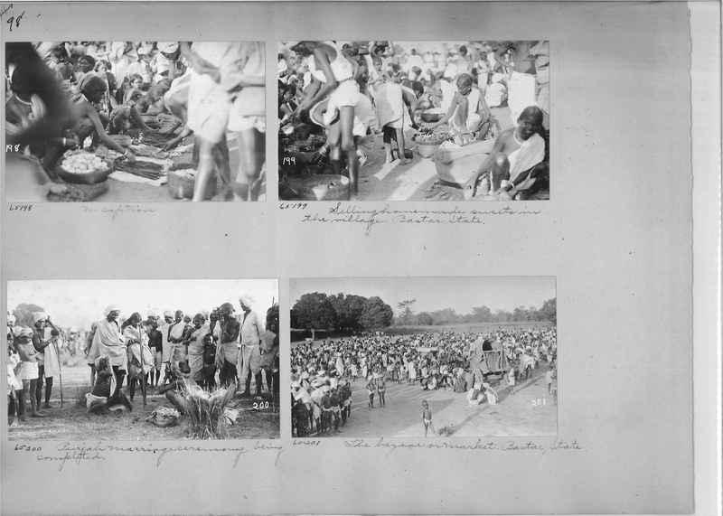 Mission Photograph Album - India #08 Page 0098