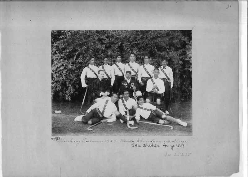 Mission Photograph Album - India - O.P. #01 Page 0021