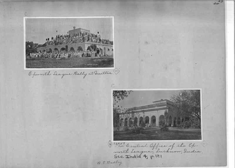 Mission Photograph Album - India - O.P. #01 Page 0053
