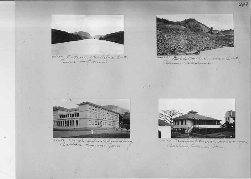 Mission Photograph Album - Panama #02 page 0241