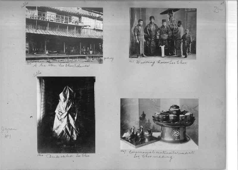 Mission Photograph Album -  Japan #01 Page 0025