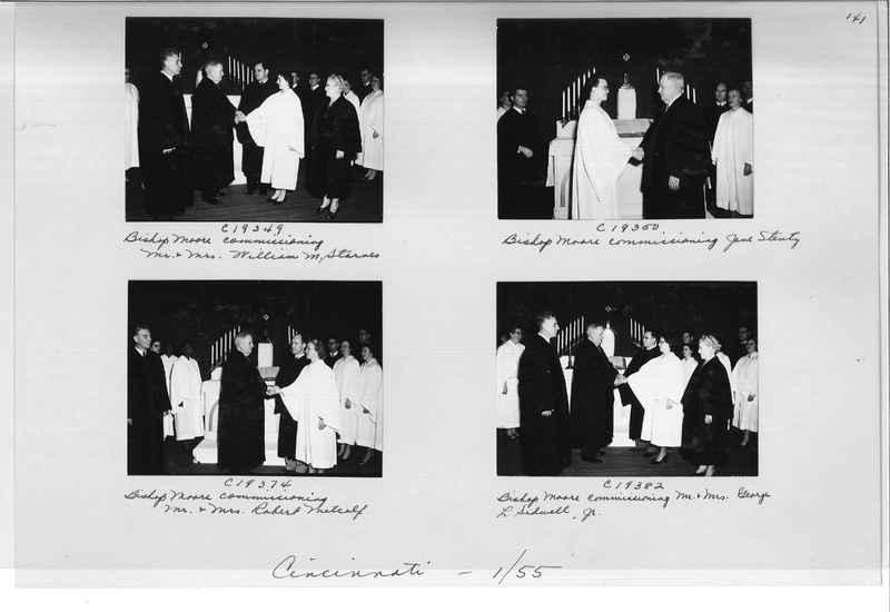 Mission Photograph Album - Portraits #08 Page 0141