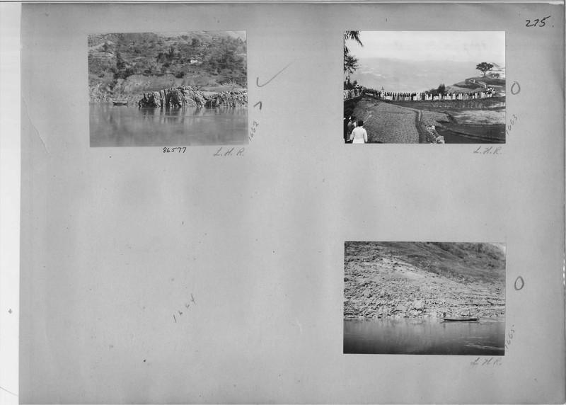 Mission Photograph Album - China #19 page 0275