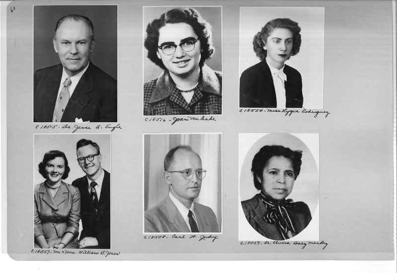 Mission Photograph Album - Portraits #08 Page 0060