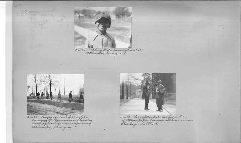 Mission Photograph Album - Negro #1 page 0138