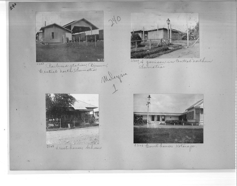 Mission Photograph Album - Malaysia #1 page 0240