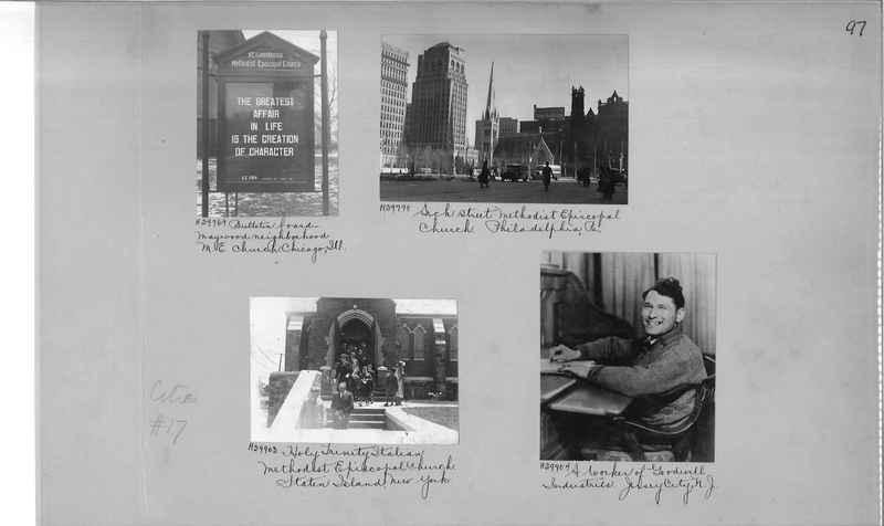 Mission Photograph Album - Cities #17 page 0097