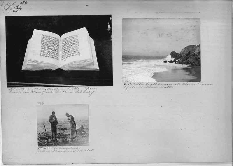 Mission Photograph Album - Miscellaneous #02 Page 0284