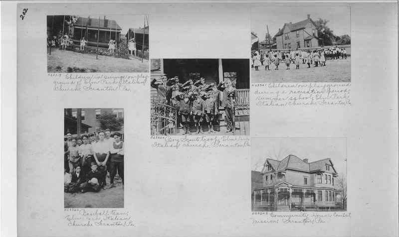 Mission Photograph Album - Cities #12 page 0202