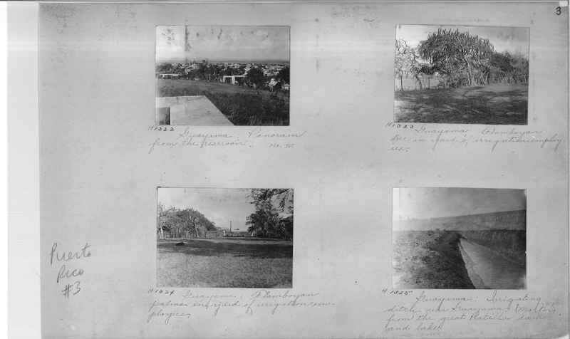 Mission Photograph Album - Puerto Rico #3 page 0003