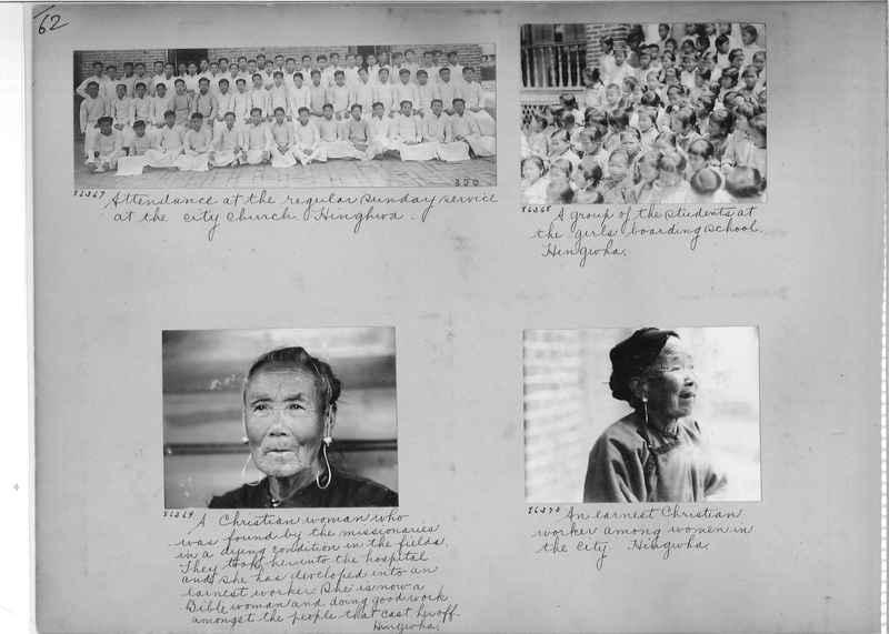 Mission Photograph Album - China #13 page 0062