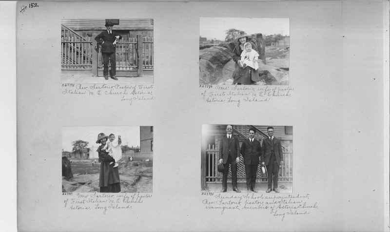 Mission Photograph Album - Cities #12 page 0152