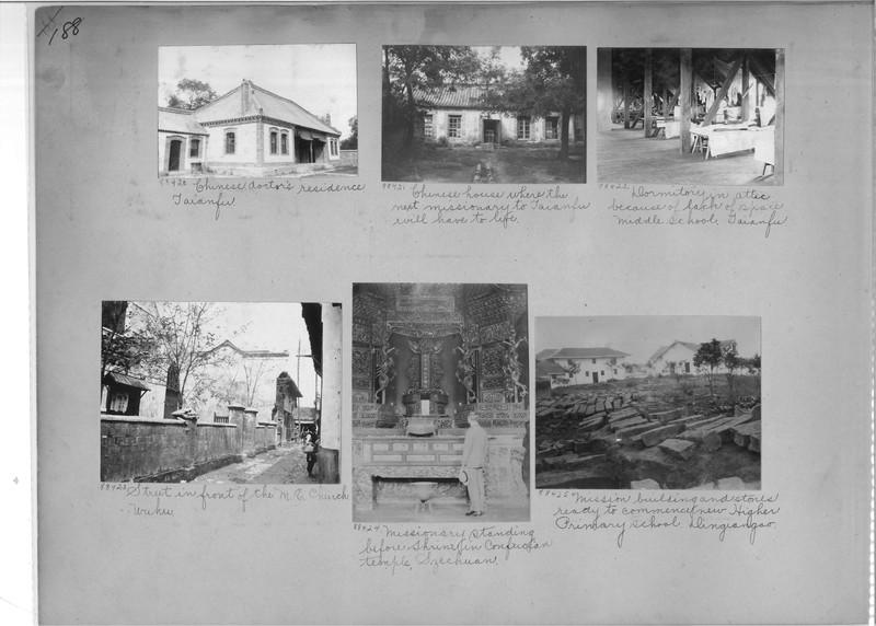 Mission Photograph Album - China #13 page 0188
