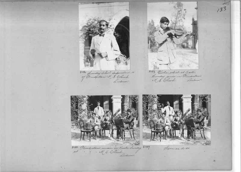 Mission Photograph Album - India #09 Page 0133