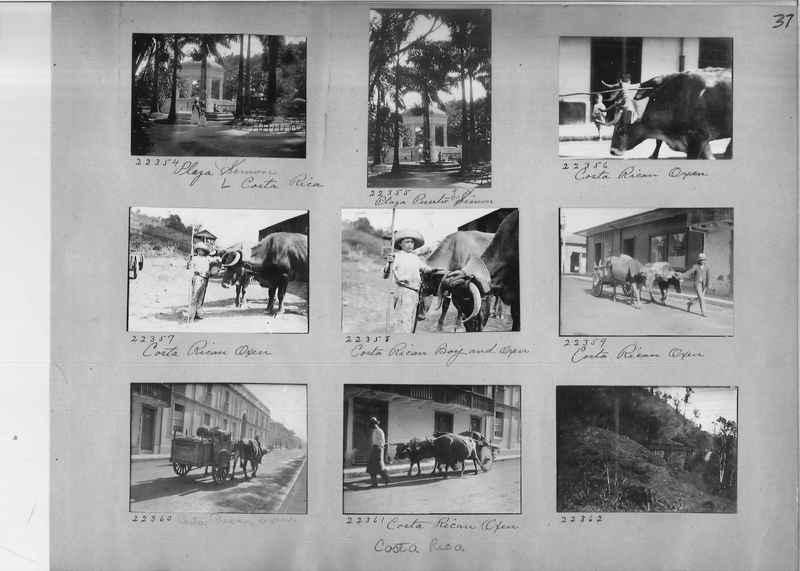 Mission Photograph Album - Panama #02 page 0037
