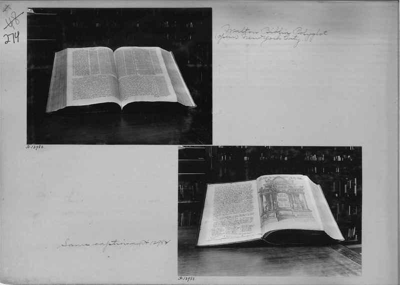 Mission Photograph Album - Miscellaneous #02 Page 0274