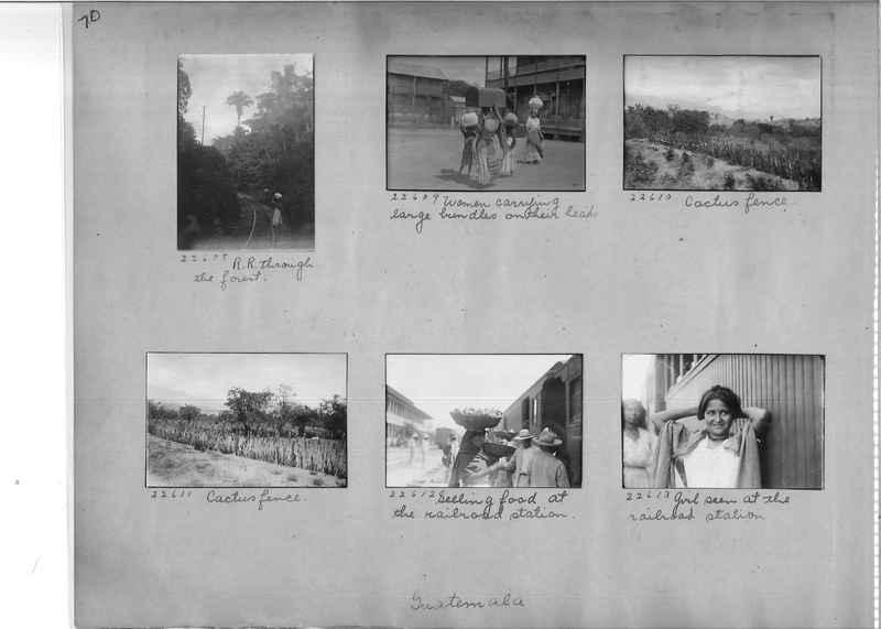 Mission Photograph Album - Panama #02 page 0070