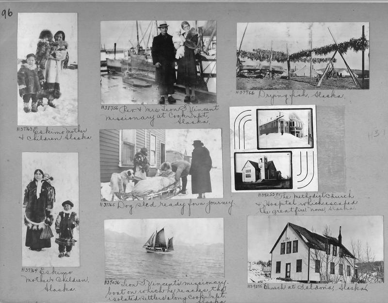 Mission Photograph Album - Alaska #1 page 0096