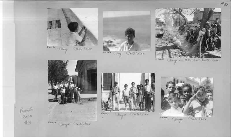Mission Photograph Album - Puerto Rico #3 page 0231