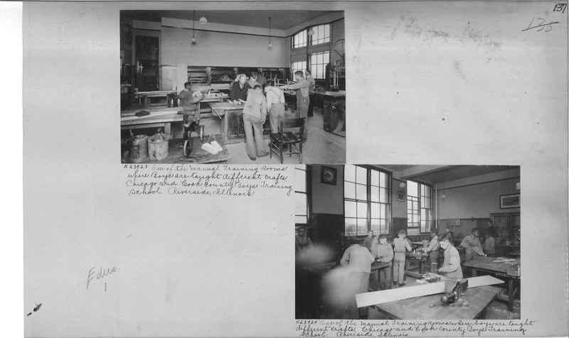Mission Photograph Album - Education #1 page 0137