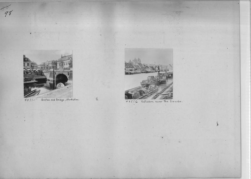 Mission Photograph Album - Europe #02 Page 0098
