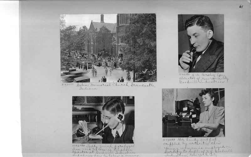 Mission Photograph Album - Cities #18 page 0061