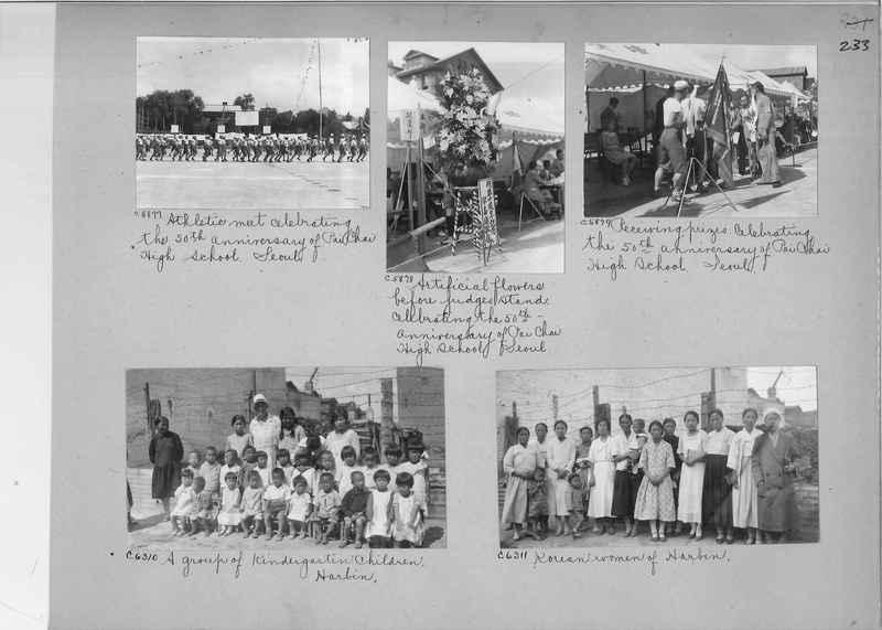 Mission Photograph Album - Korea #5 page 0233