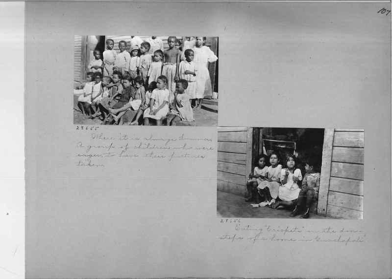 Mission Photograph Album - Panama #02 page 0107