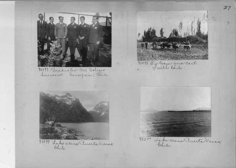 Misson Photograph Album - South America #8 page 0027