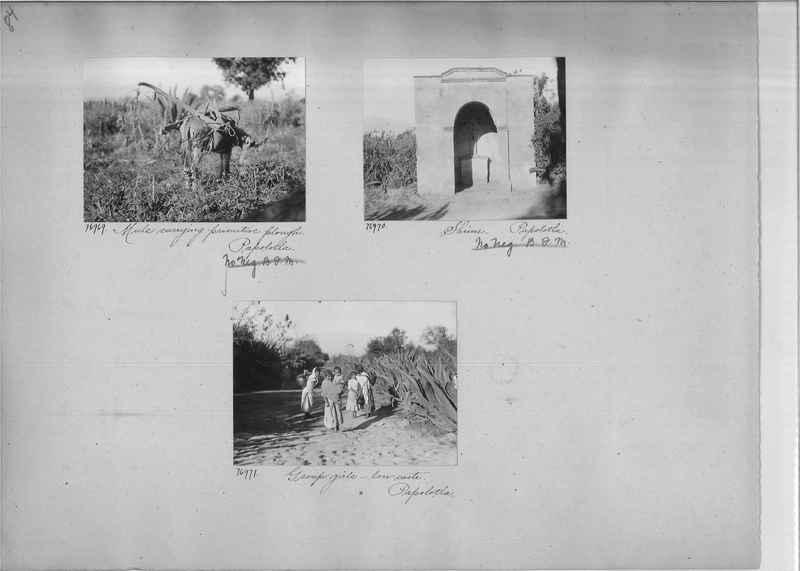 Mission Photograph Album - Mexico #05 page 0084
