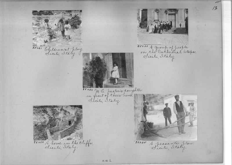 Mission Photograph Album - Europe #08 Page_0013