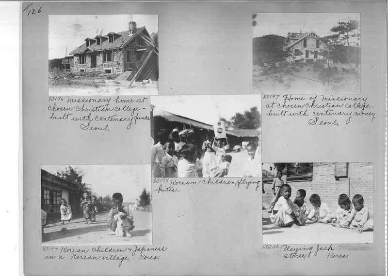 Mission Photograph Album - Korea #5 page 0126
