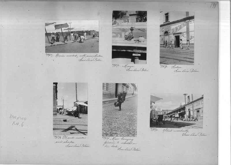 Mission Photograph Album - Mexico #06 page 0191