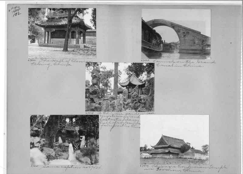 Mission Photograph Album - China #9 page 0182