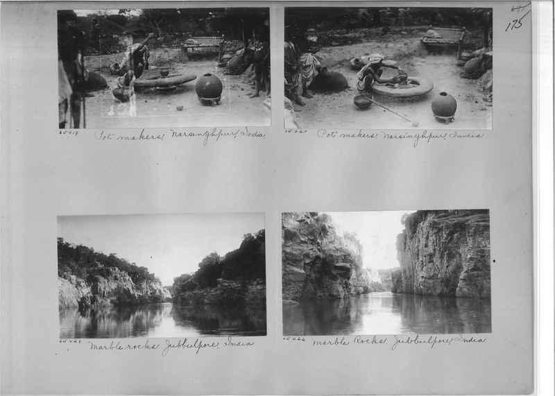 Mission Photograph Album - India #08 Page 0175