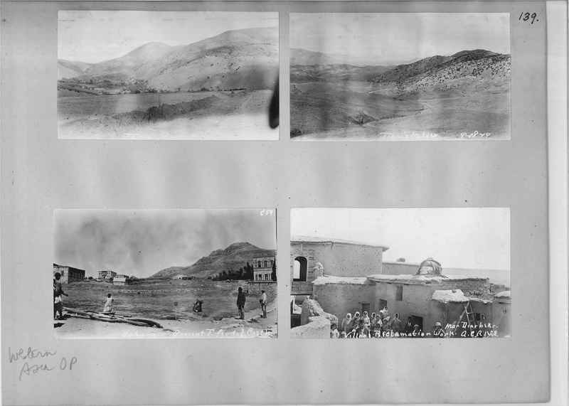 Mission Photograph Album - Western Asia - O.P. - #01 page_0139