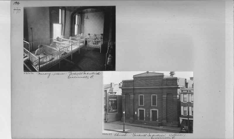 Mission Photograph Album - Cities #10 page 0194