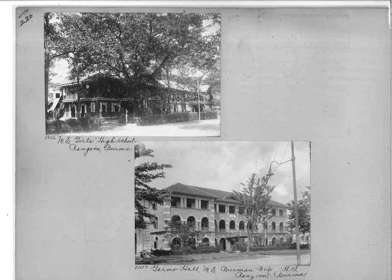 Mission Photograph Album - Burma #1 page 0230