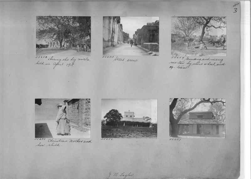 Mission Photograph Album - India #08 Page 0003