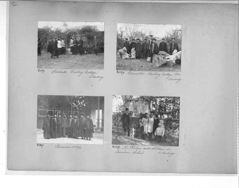 Mission Photograph Album - China #10 pg. 0202