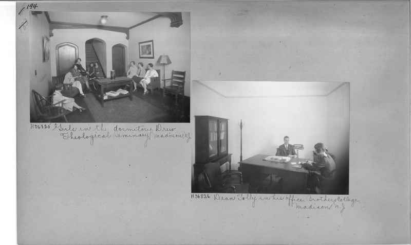 Mission Photograph Album - Education #2 page 0194