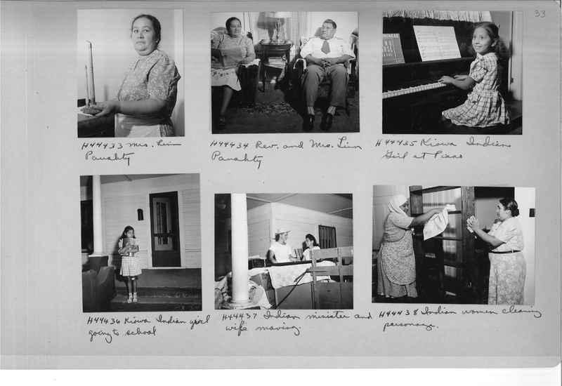 Mission Photograph Albums - Indians #3 Page_0033