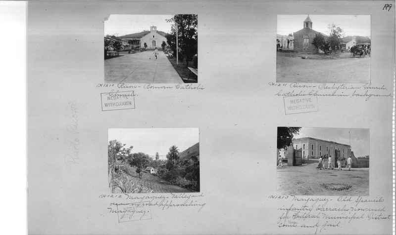 Mission Photograph Album - Puerto Rico #2 page 0199