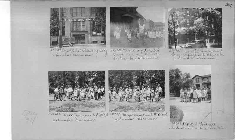 Mission Photograph Album - Cities #14 page 0217