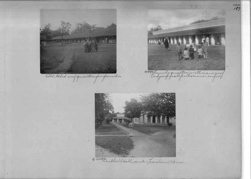 Mission Photograph Album - India - O.P. #01 Page 0187