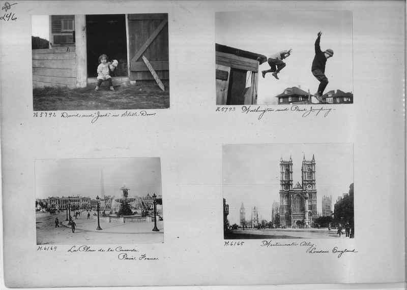 Mission Photograph Album - Miscellaneous #02 Page 0246
